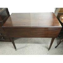 A George III Pembroke table, measures approx 76cm long x 71c…