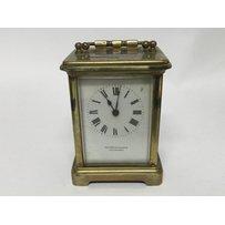 Brass cased carriage clock for restoration. maker Salisbury …