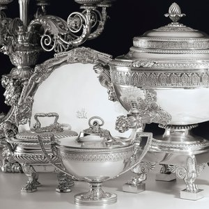 The Frasier Collection of Fine Silver