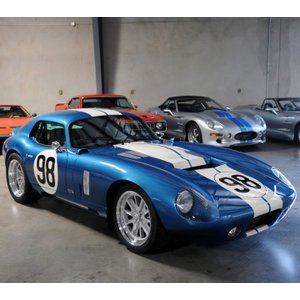 Collector's Cars and Automobilia