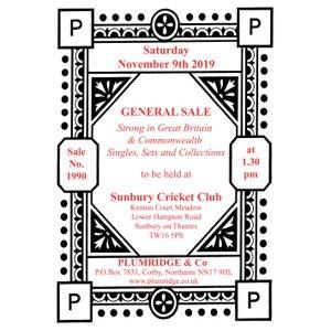 General Sale No. 1990