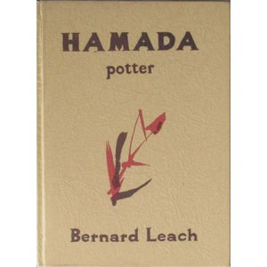 'HAMADA POTTER' BY BERNARD LEACH, 1975