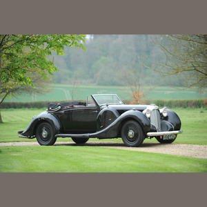 1938 LAGONDA V12 DROPHEAD COUPÉ